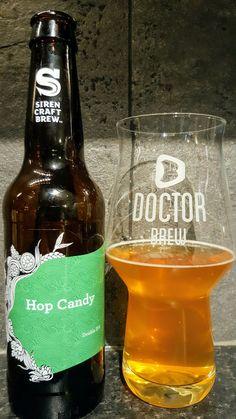 *NEW RELEASE* Siren Craft Brew Hop Candy Double IPA. Watch the video beer review here www.youtube.com/realaleguide   #CraftBeer #RealAle #Ale #Beer #BeerPorn #SirenCraftBrew #SirenHopCandyDoubleIPA #HopCandyDoubleIPA #SirenHopCandy #HopCandy #Siren #BritishCraftBeer #BritishBeer