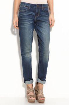 KUT from the Kloth Crop Boyfriend Jeans (Plus) #nordstrom