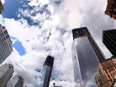 Desde la tragedia del 9/11, lo que sería del World Trade Center fue sujeto a controversia e incertidumbre, pero hoy en día con varias obras concluidas y otras en proceso, se puede apreciar el futuro cercano de este importante centro de negocios de Estados Unidos.