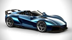 2016 REZVANI BEAST X with 700 horsepower, the name says it all I Hiconsumption