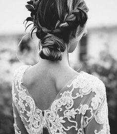 wedding hair goals