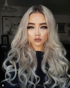 Beautiful babe with Hair Extensions from us😍  Luxushair hair extensions can be treated just like your own natural hair. You can straighten, curl, blow dry, color them, and apply hair products 🤗  75$ discount above 300$ this month  www.luxushair.com   Credit: insta@luhorvat  #extensions #hair #hairgoals #longhair #hairstyle #hairstyles  #hairstylist #haircolor #hairsalon #hairfashion #hairoftheday #clipon #europeanhair #virginhair #beforeandafter Color Trends 2018, Hair Trends 2018, Purple Hair, Ombre Hair, Bad Hair Day, My Hair, Galaxy Hair, Natural Hair Styles, Long Hair Styles
