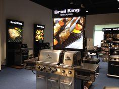 Broil King Imperial XL 90 - grill do zadań specjalnych zobacz go na żywo w sklepie Broil King prowadzonym przez DYNAMIC Centrum Grilla