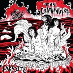 the Coathangers PARASITE EP artwork