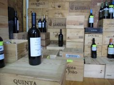 Portwein darf in Portugal und in Portonähe natürlich nicht fehlen. Foto: Doris Portugal, Montage, Wine, Drinks, Bottle, Porto, Port Wine, Drinking, Beverages