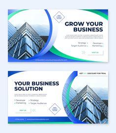 Business Facebook Ad Banner Templates AI, EPS Facebook Ad Template, Facebook Banner, Target Audience, Banner Template, Ad Design, Banner Design, Lorem Ipsum, Templates, Marketing