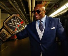 """WWE on Instagram: """"@bobbylashley is BACK in #Dallas for #WWERaw. What's next for the #Almighty #WWEChampion?"""" Wwe Champions, Wrestling Superstars, Professional Wrestling, Bobby, Dallas, Instagram"""