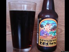 Downtown Brown, Lost Coast Brewery