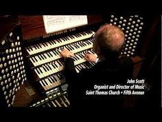 New Pro Organo CD release from Saint Thomas Church, New York