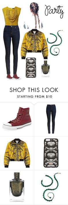 """""""Poppies, Brownies, and Kush Oh My!"""" by sanestyle ❤ liked on Polyvore featuring Clinical Care Skin Solutions, Barbour, Moschino and Dolce&Gabbana"""