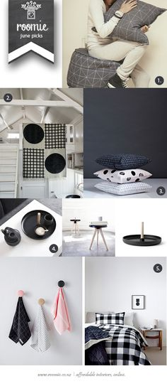 Guest Post / Design is YAY  http://www.designisyay.com/guest-posts-roomie-june-picks/
