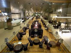 Inside the 10 best airport lounges in the world