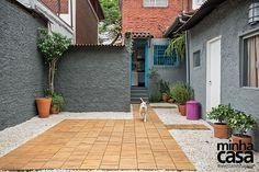 Ideia fantástica de decoração para a área externa.