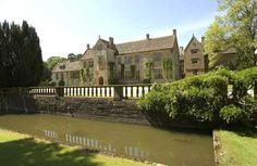 Chantmarle Manor Nr Crewkerne. Where I grew up when Dad was teaching. It was a police academy back then.
