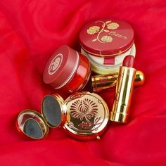 Beautiful vintage styled products from Besame Cosmetics