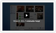 Screenr's web-based screen recorded makes it a breeze to create and share your screencasts.  Free!  Watch this 1-minute tour