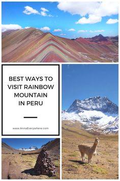 Hiking Rainbow Mountain in Peru: Day Trip from Cusco