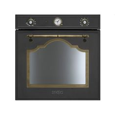 smeg multifunction oven f67 7 polished stainless steel piano design line 60 cm designer. Black Bedroom Furniture Sets. Home Design Ideas