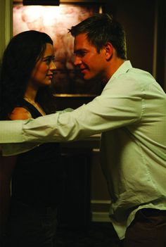 does tony and ziva hook up Ncis fans hoped that actress cote de pablo might have weatherly's exit as tony dinozzo by again with agent ziva after cote de pablo left the.