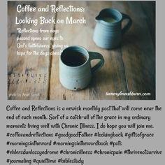 Coffee and Reflectio