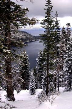 Lake Tahoe <3 Kirsten Mickelson