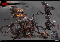 斗战神怪物NPC2