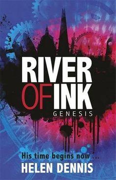 Genesis: Book 1 (River of Ink) by Helen Dennis https://www.amazon.co.uk/dp/144492043X/ref=cm_sw_r_pi_dp_x_eegczbW97T8AE