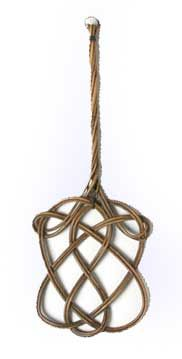 old carpet beater