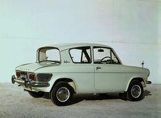 1961 - Mazda Carol - Mazda's second micro-mini passenger car, following the success of the R360.