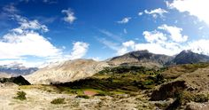 Annapurna: This is the Mustang region of the Annapurna Circuit in Nepal. Image: Anton Malishev | www.godsfolder.com #GodsFolder