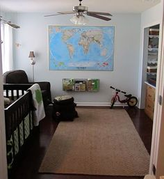 micahs nusery, boys room