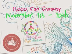 Click the picture to go enter to win 30 awesome prizes!