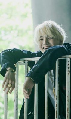 When your supposed to be a tough badass rapper named AgustD but you act like a cute squishy mochi. (/0^0)/