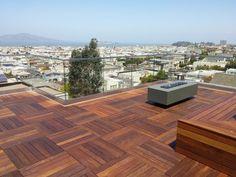 Glass Railing, Shower Doors, Rooftop, Deck, Patio, Outdoor Decor, Environment, Rooftops, Houses