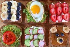 Chybí Vám inspirace, čím namazat celozrnné toasty, aby to bylo zdravé a zároveň chutné? Máme pro Vás hned 30 jednoduchých tipů (sladkých i