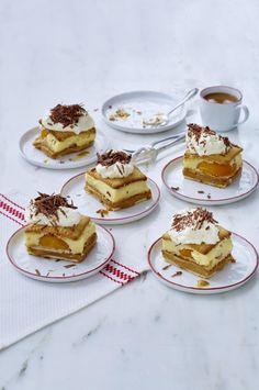 Unser beliebtes Rezept für Butterkeks-Schichtkuchen und mehr als 55.000 weitere kostenlose Rezepte auf LECKER.de.