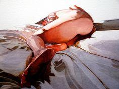 Keinyo White watercolor artist