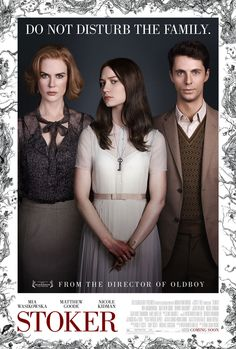 Stoker (2013), Chan-wook Park