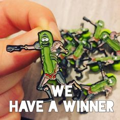 We picked a winner - sorry for the delay I'm out of the country and I've been busier than I expected so I'm announcing the winner now I know some people have deleted the reposted picture as it's passed the deadline so that's ok! congrats @maleficmermaid you're our winner - DM us your mailing address and we'll get your prize sent out. I'll be running another competition real soon that will be more organised - thanks everybody We Have A Winner, Mailing Address, Pin And Patches, Enamels, Lapel Pins, You Got This, Competition, Thankful, Running