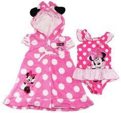 Disney Girls Cute Minnie Mouse 1Pc Swimsuit & Hooded Cover-up Set, 5 Pink Disney http://www.amazon.com/dp/B00KIT34UQ/ref=cm_sw_r_pi_dp_TBZrub0NQZJ86