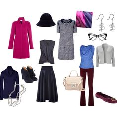 """""""Classic+Natural"""" by irenabarat on Polyvore"""