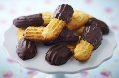 Os Dedos vienenses são bolachinhas super saborosas, sendo metade delas é coberta com chocolate ficando ainda mais atrativa aos olhos.