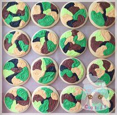 #camo #camocookies #cookies