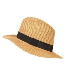 Stone Straw Oversized Fedora Latest Fashion For Women, Womens Fashion, Summer Wardrobe, Panama Hat, New Look, Stone, Clothes For Women, My Style, Hats