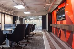 Interior Design Transitional Award Winning Commercial Office