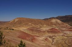 6. Wander through the Painted Hills.