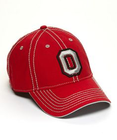 cc3e9f28023 Loving this Ohio State Buckeyes Platinum Baseball Cap - Adult on  zulily!   zulilyfinds