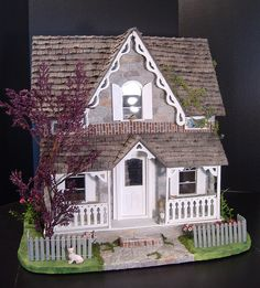 Greenleaf Arthur Dollhouse Kit | Flickr - Photo Sharing!