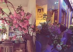 Life Love London: The Wildflower Cafe, Westbourne Grove http://www.lifelovelondon.com/2015/04/the-wildflower-cafe-westbourne-grove.html