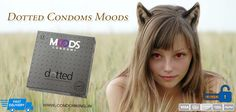 #Dotted #Condoms #Moods Arouse and stimulate in ways never imagined with #MoodsDotted  #Condoms, with specially moulded dots on the #outside for #allroundpleasure. http://www.condomking.in